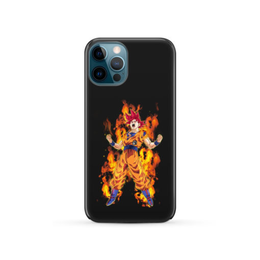 Dragon Ball Z Son Goku Super Sayan for Cool iPhone 12 Pro Case Cover