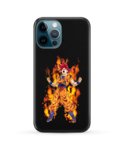 Dragon Ball Z Son Goku Super Sayan for Cool iPhone 12 Pro Max Case Cover
