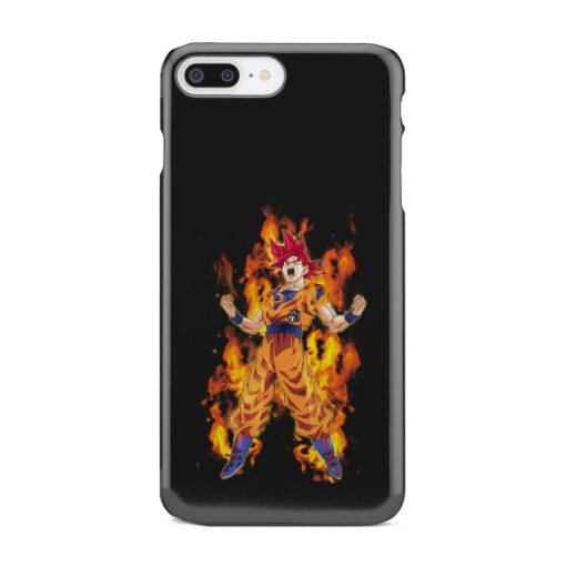 Dragon Ball Z Son Goku Super Sayan for Newest iPhone 7 Plus Case