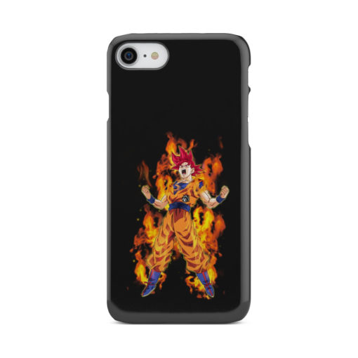 Dragon Ball Z Son Goku Super Sayan for Newest iPhone 8 Case Cover