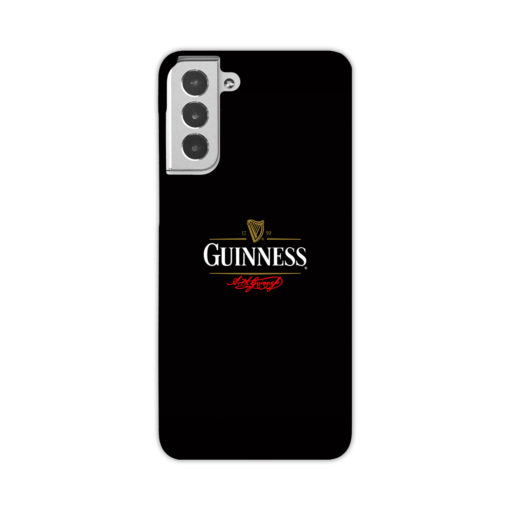 Guinness Draught Beer for Stylish Samsung Galaxy S21 Case Cover