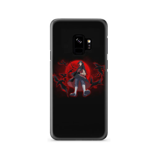 Itachi Uchiha Red Moon for Amazing Samsung Galaxy S9 Case Cover