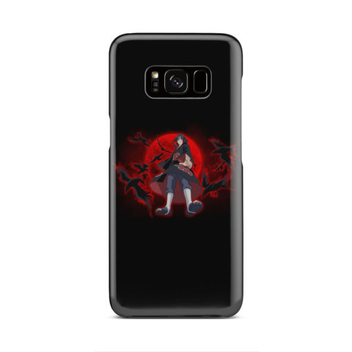 Itachi Uchiha Red Moon for Beautiful Samsung Galaxy S8 Case Cover