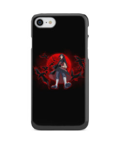 Itachi Uchiha Red Moon for Cool iPhone 7 Case Cover