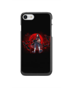 Itachi Uchiha Red Moon for Newest iPhone SE 2020 Case