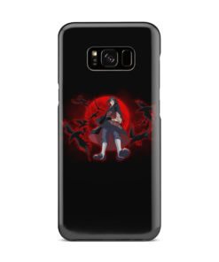 Itachi Uchiha Red Moon for Nice Samsung Galaxy S8 Plus Case Cover