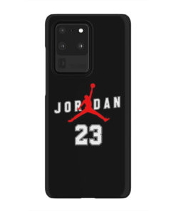 Jordan 23 for Personalised Samsung Galaxy S20 Ultra Case