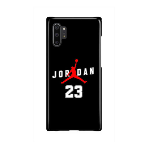 Jordan 23 for Stylish Samsung Galaxy Note 10 Plus Case Cover