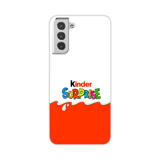 Kinder Surprise Egg for Beautiful Samsung Galaxy S21 Case