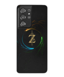 Legend of Zelda Breath of The Wild for Amazing Samsung Galaxy S21 Ultra Case Cover