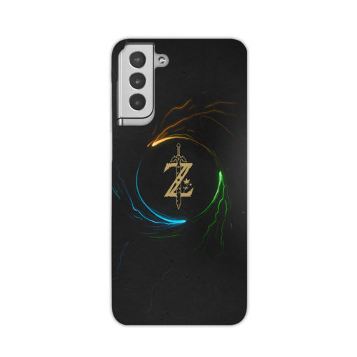 Legend of Zelda Breath of The Wild for Nice Samsung Galaxy S21 Plus Case Cover