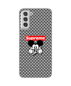 Mickey Mouse Gangster Supreme for Stylish Samsung Galaxy S21 Case