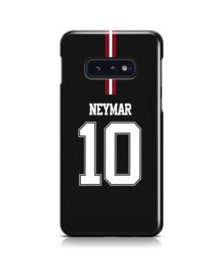 Neymar Jr 10 for Personalised Samsung Galaxy S10e Case Cover