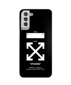 Off White Logo for Custom Samsung Galaxy S21 Plus Case Cover