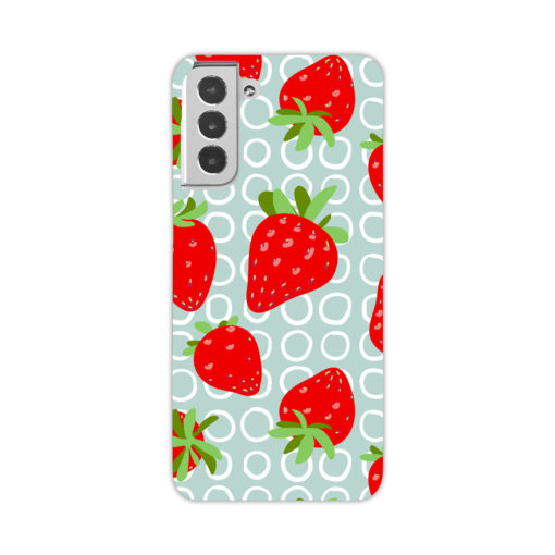 Strawberry Fruit for Amazing Samsung Galaxy S21 Case Cover