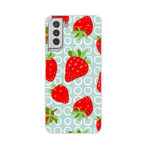 Strawberry Fruit for Cool Samsung Galaxy S21 Plus Case