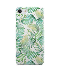 Tropical Palm Leaves for Beautiful iPhone 7 Case