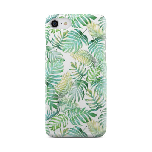 Tropical Palm Leaves for Best iPhone 8 Case Cover