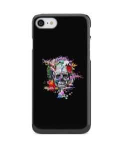 Vintage Skull for Cool iPhone 7 Case Cover