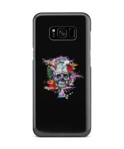 Vintage Skull for Cool Samsung Galaxy S8 Plus Case