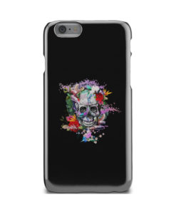 Vintage Skull for Customized iPhone 6 Case Cover