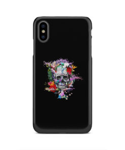 Vintage Skull for Customized iPhone XS Max Case
