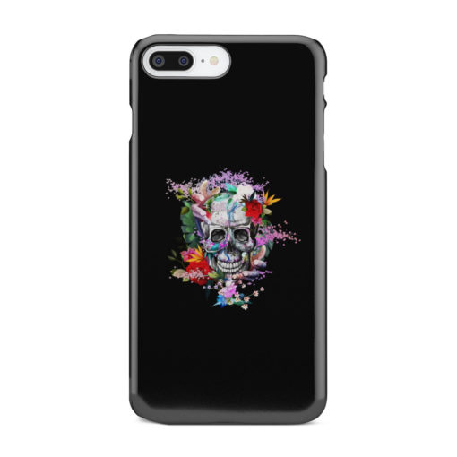 Vintage Skull for Newest iPhone 8 Plus Case