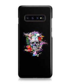 Vintage Skull for Premium Samsung Galaxy S10 Case Cover