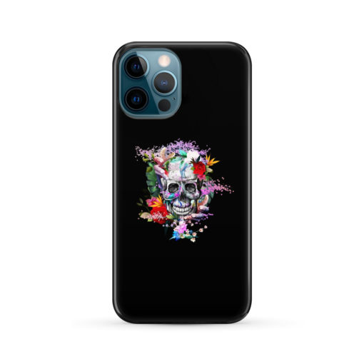 Vintage Skull for Simple iPhone 12 Pro Max Case
