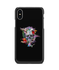Vintage Skull for Trendy iPhone X / XS Case Cover