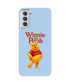 Winnie The Pooh for Simple Samsung Galaxy S21 Case