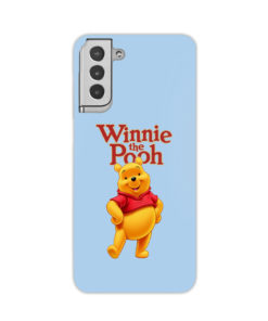 Winnie The Pooh for Simple Samsung Galaxy S21 Plus Case