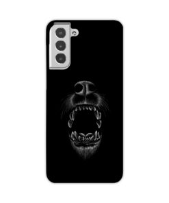 Wolves Howling for Simple Samsung Galaxy S21 Case Cover